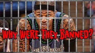 Video 4 Potential Stars Who Were BANNED FROM THE NBA MP3, 3GP, MP4, WEBM, AVI, FLV Mei 2019