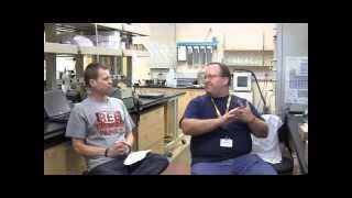 Chemistry Faculty Interview