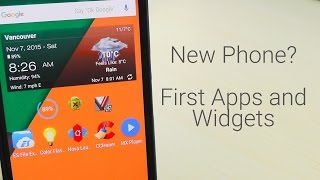 Best Apps for Your New Android Phone (2015) - Android Tips #38