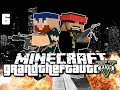 Minecraft Grand Theft Auto Mod 6 - A NEW PLACE (GTA 5)