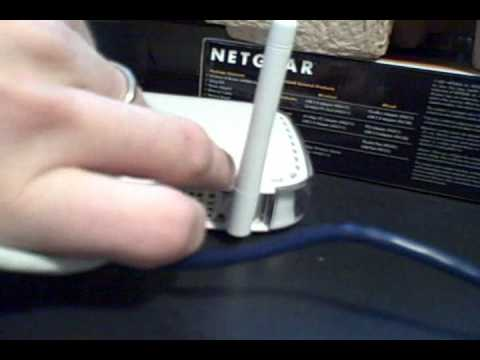 netgear - Learn how to setup your netgear wireless router or any wireless router if you live in Charlotte or anywhere else. If you need a visit us at http://www.ccnste...