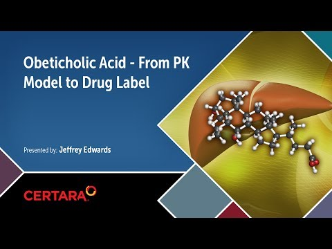 Obeticholic Acid: From PK Model to Drug Label