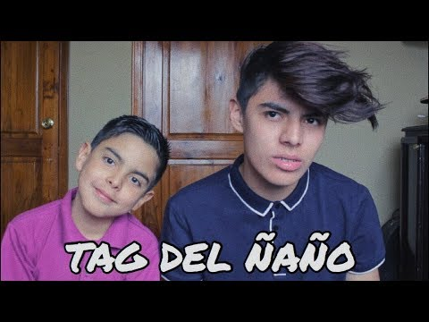 TAG DEL ÑAÑO | Kike Jav (видео)