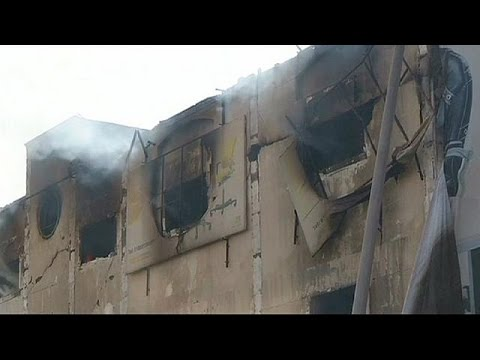 Αίγυπτος: Πολύνεκρη τραγωδία από πυρκαγιά σε εργοστάσιο