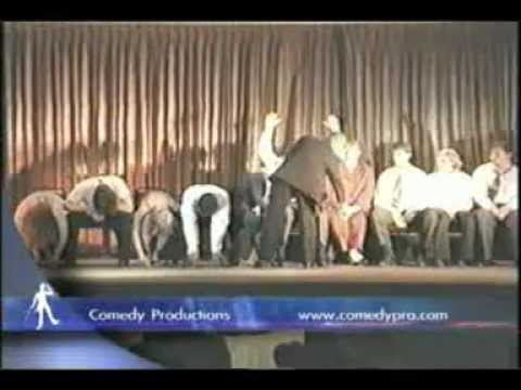 Michael Johns - Hypnotist (Comedy Productions)