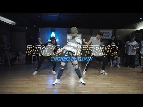 Girin Jang Choreography | 50 Cent - Disco Inferno