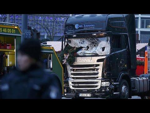 Πολύνεκρη επίθεση με φορτηγό στην καρδιά του Βερολίνου