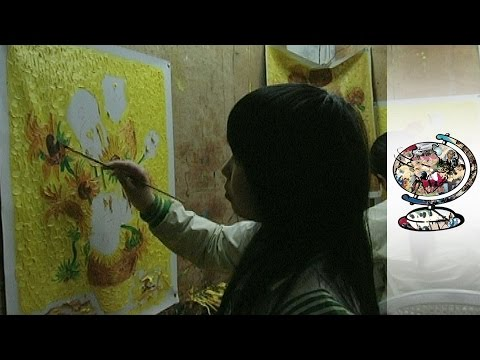 Look Inside The World Of Chinese 'Copy-Culture'