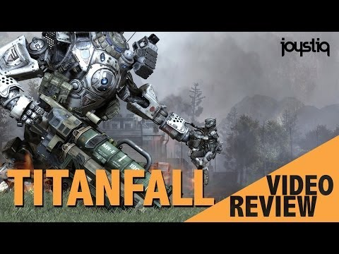 video review - Titanfall, a universe where giant mechs plummet to the earth with a vicious thud and parkour is a universal pastime Subscribe To Joystiq: http://bit.ly/1g2pj...