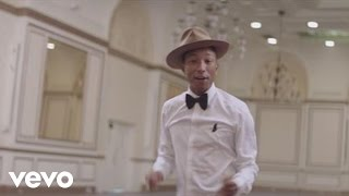 Video Pharrell Williams - Happy (Official Music Video) MP3, 3GP, MP4, WEBM, AVI, FLV Februari 2019