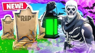 *NEW* Grave Robbers Gamemode in Fortnite Battle Royale!