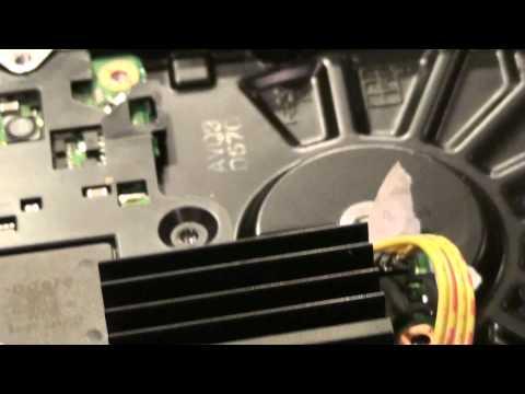Maxtor running WD motor