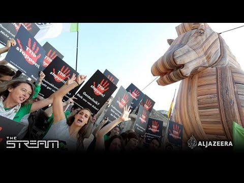 trade - Follow The Stream and join Al Jazeera's social media community: This episode's story: http://stream.aljazeera.com/story/201409302258-0024187 FACEBOOK: http://www.facebook.com/AJStream...