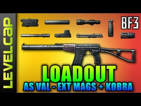 Val - Loadout - MG36 Heavy Barrel and Holographic Sight http://youtu.be/0Ndyqq5faSc Hey guys. It's time for episode 28 of Loadout. Today I'm going to be using the ...