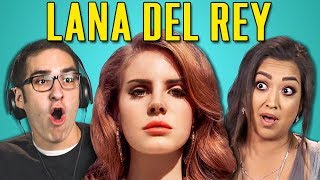 Video ADULTS REACT TO LANA DEL REY MP3, 3GP, MP4, WEBM, AVI, FLV Juli 2018