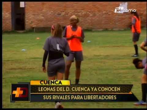 Leonas del Deportivo Cuenca ya conocen sus rivales para Libertadores