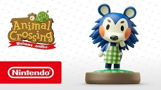 Animal Crossing: New Leaf - Welcome amiibo is available now in stores!If you already own Animal Crossing: New Leaf, don't forget that you can update your existing game to get in on the fun, too.Official Website: http://www.nintendo.co.uk/Games/Nintendo-3DS/Animal-Crossing-New-Leaf-273841.html?page=welcomeamiibo?page=welcomeamiibo?utm_medium=social&utm_source=youtube&utm_campaign=AnimalCrossingNewLeaf&utm_content=mabelFacebook Animal Crossing: https://facebook.com/AnimalCrossingTwitter Nintendo UK: https://twitter.com/NintendoUKTwitch Nintendo UK: https://twitch.tv/NintendoUKInstagram Nintendo UK: https://instagram.com/NintendoUKYouTube Nintendo UK: https://bit.ly/2cREWfu