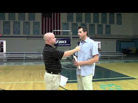 Northwood Volleyball - GVSU Post Match Interview