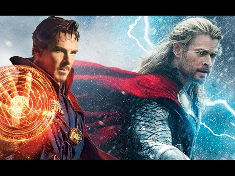 Thor Vs Doctor Strange (fan Made) Trailer
