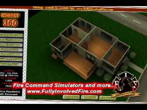 Firefighter Lodd Computer Recreation