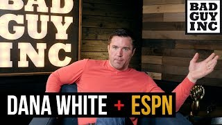 Video Dana White criticized for the ESPN deal... MP3, 3GP, MP4, WEBM, AVI, FLV Juli 2019