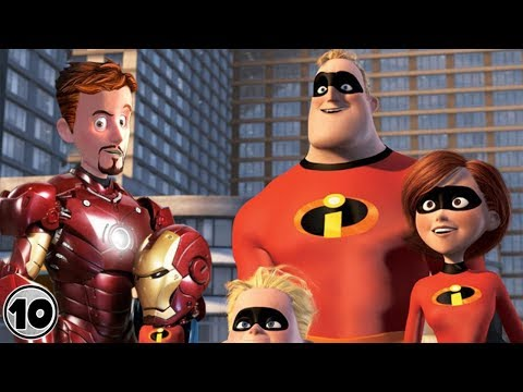 Top 10 Things We Want To See In The Incredibles 2