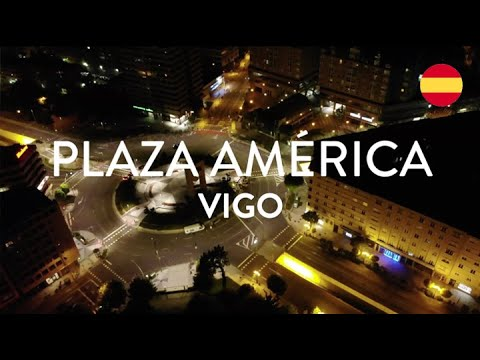 GRUPO CANALIS rehabilita los colectores de Plaza América (Vigo)