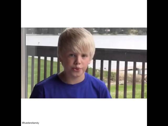 Call Me Maybe Carson Lueders