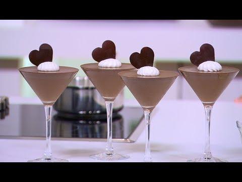 العرب اليوم - شاهد| طريقة عمل بارفيه الشوكولاتة بصوص الزبادي