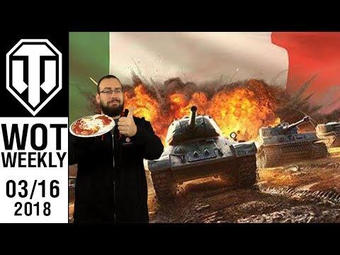 World of Tanks Weekly #55 - MishmoshHeadMilitia