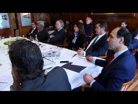 Reunión técnica del comité organizador del mundial de Santander 2014
