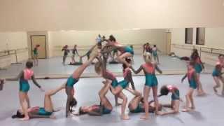 Complexity America's Got Talent Season 9- Acro Balance Act