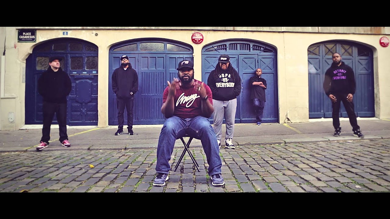 Finale –Spike The Punch (prod. Oddisee) (Video)