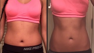 2 Weeks Slim Waist Transformation: How to get a flat stomach fast