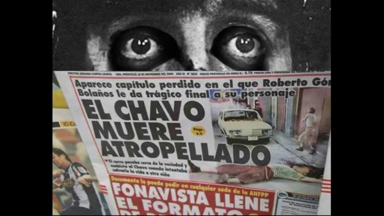 EL EPISODIO PERDIDO DE EL CHAVO DEL OCHO: EL BARRIL FUNEBRE