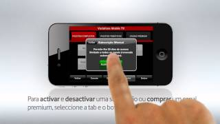 Vodafone Mobile TV YouTube video