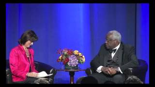 Click to play: An Interview with Justice Clarence Thomas - Event Audio/Video