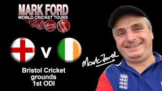 England V Ireland Bristol Cricket Grounds 1st ODI May 2017