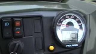 4. 2010 Polaris Ranger Xp 800