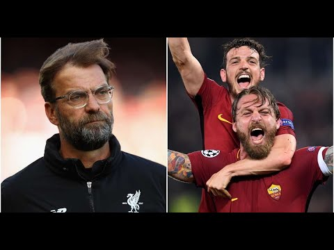 Roma Respond On Twitter After Liverpool Echo Suggest It'll Be A Liverpool V Real Madrid Final
