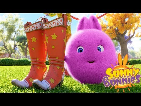 Funny images - Cartoons for Children  SUNNY BUNNIES - SUPER BOOTS  Funny Cartoons For Children