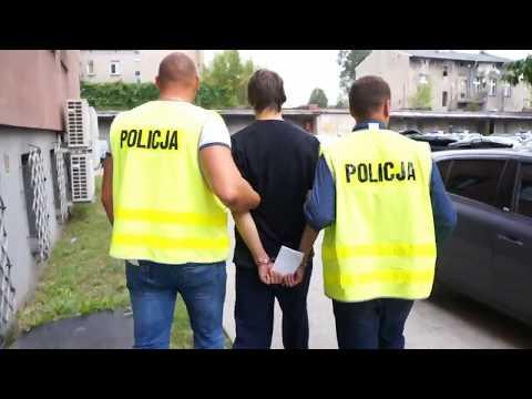Wideo1: Zatrzymanie pedofila z Leszna