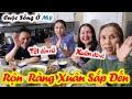 Download Lagu ❀//Vlog 40// Rộn Ràng Không Khí Tết Sắp Đến - Ăn Tối Thanh Đạm cùng Gia Đình The Nguyễn Family Mp3 Free