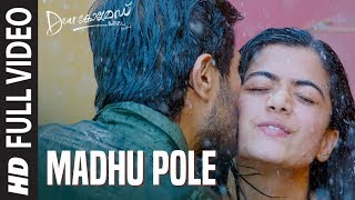 Madhu Pole Video Song | Dear Comrade Malayalam | Vijay Deverakonda, Rashmika Bharat