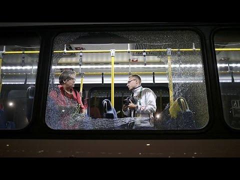 Ρίο 2016: Στόχος ένοπλης επίθεσης λεωφορείο με δημοσιογράφους