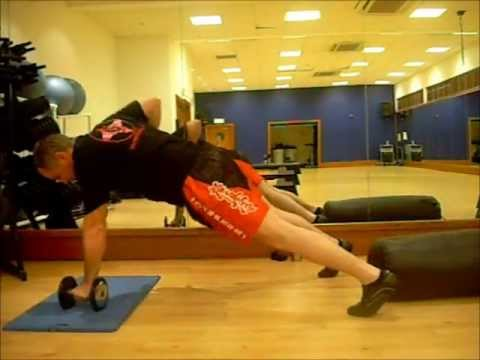 weight training - This video shows a weight training routine for karate which has been developed by Brian Crighton of Kyokushin Scotland after over 25 years experience studyin...