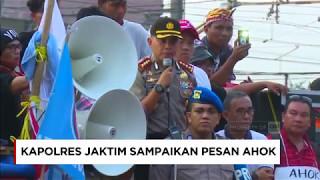 Video Kapolres Jakarta Timur Dicemooh saat Sampaikan Pesan Ahok MP3, 3GP, MP4, WEBM, AVI, FLV Juni 2017