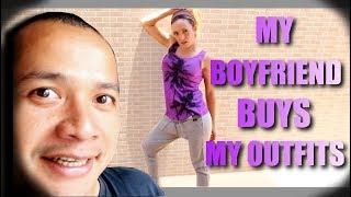 Video My Boyfriend Buys My Outfits (Pacarku belanjain bajuku) MP3, 3GP, MP4, WEBM, AVI, FLV November 2018