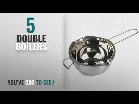 Top 10 Double Boilers [2018]: Stainless Universal Double Boiler,Baking Tools,Melting Pot for