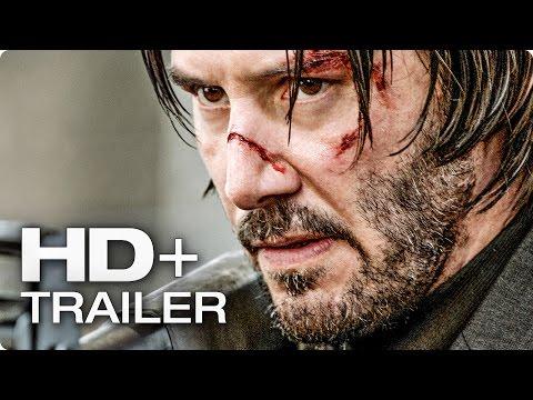 JOHN WICK Trailer Deutsch German [HD]
